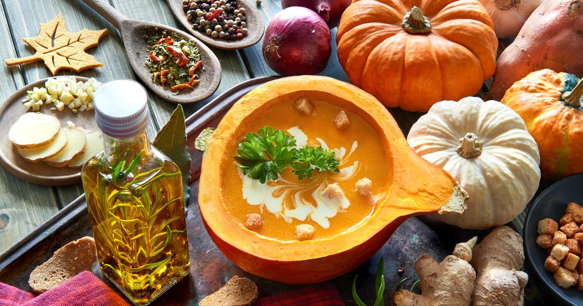 7 офигеннейших блюд из тыквы, которые в семье полюбит каждый