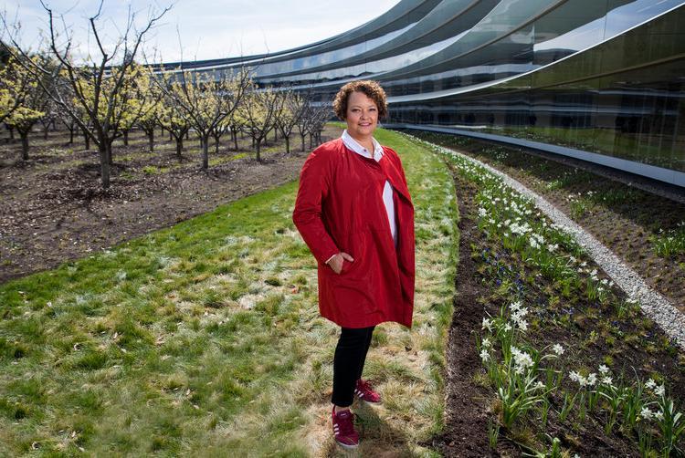 Защитница планеты: сотрудница Apple делает компанию более экологичной