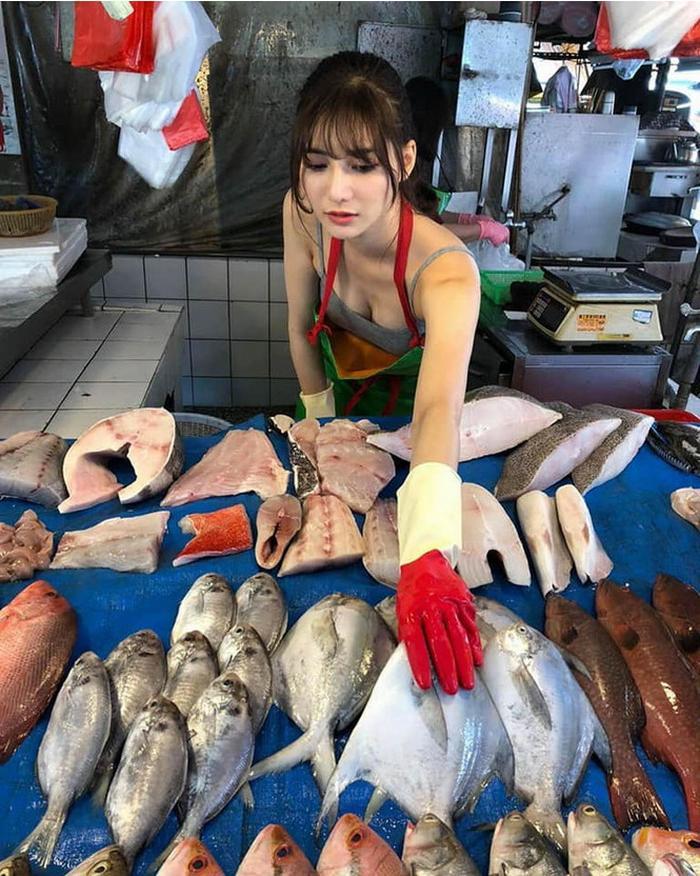 работа девушке моделью рыбное