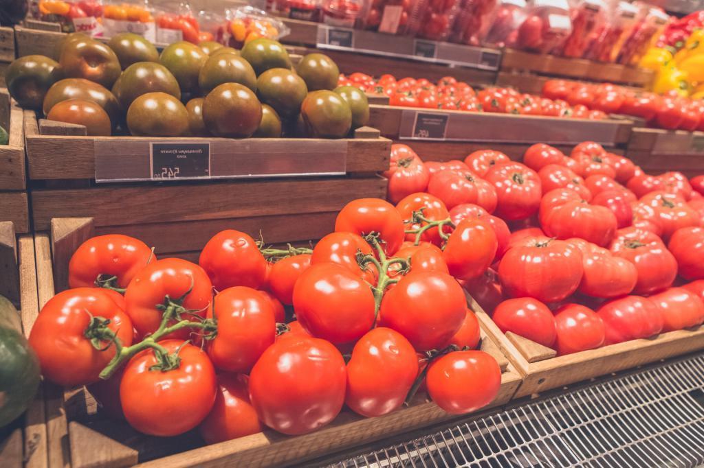 Ученые нашли ген помидора, который поможет сделать овощ из супермаркета более ароматным и вкусным