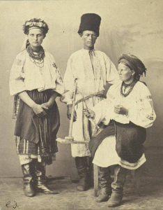 17 фото о том, как выглядели украинки 100 лет назад