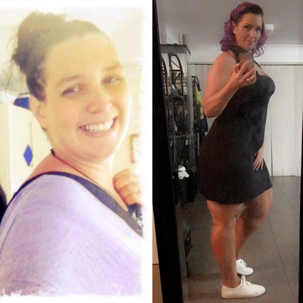 37-летняя женщина потеряла 68 килограмм, исключив из своего рациона всего 4 продукта