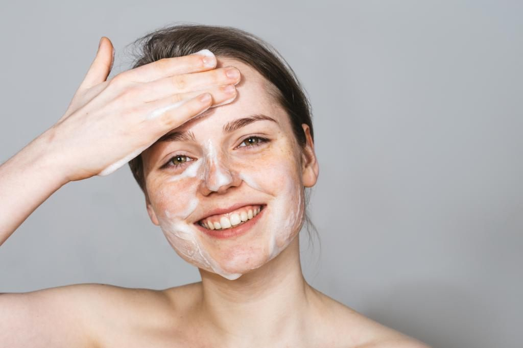 Facial hair pimples 4
