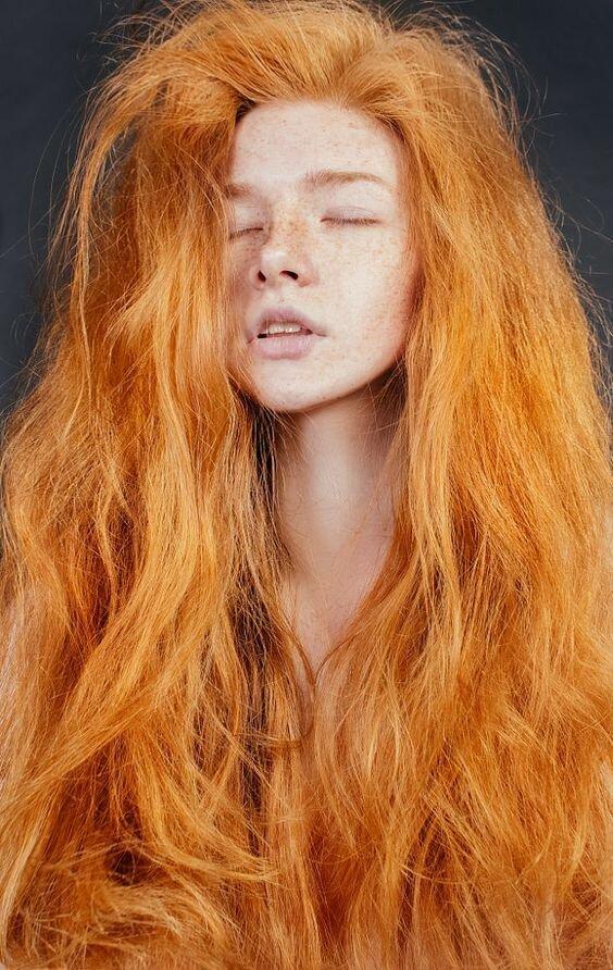 21 восхитительных рыжеволосых красавиц, о которых с уверенностью можно сказать «Целованные солнцем»