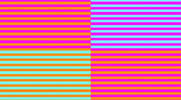 25 оптических иллюзий, которые доказывают, что реальность - это лишь воображение нашего мозга