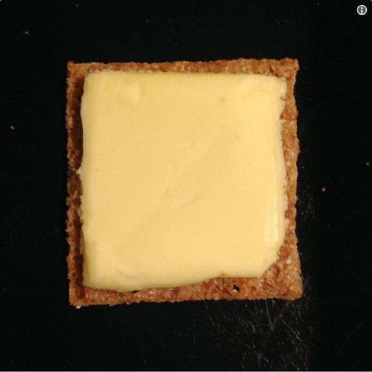 В соцсетях люди активно делятся снимками бутербродов в виде известных музыкальных альбомов (фото)