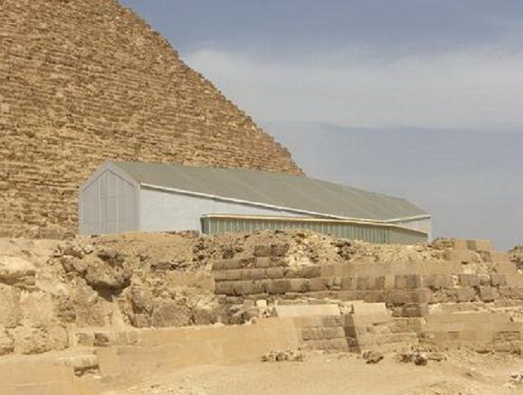 65-я годовщина открытия кедровой ладьи Хеопса: более 10 лет ушло на ее полное восстановление