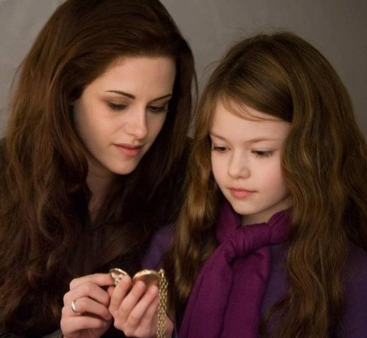 Сумерки картинки эдварда и беллы с дочерью