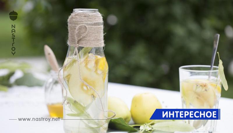 Липовый лимонад — ароматный и вкусный, очень-очень полезный. В жару — самый лучший напиток!