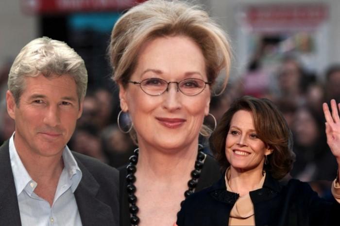 Любимые актеры Голливуда, которые в этом году отпразднуют свой 70 й день рождения
