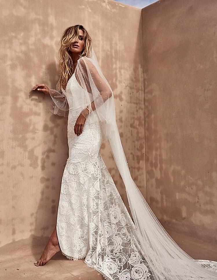 Свадебное платье может быть бюджетным: фото из удивительно нежной коллекции 2019 года