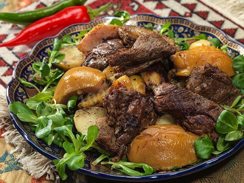 Блюда в казане на костре – рецепты вкусного плова