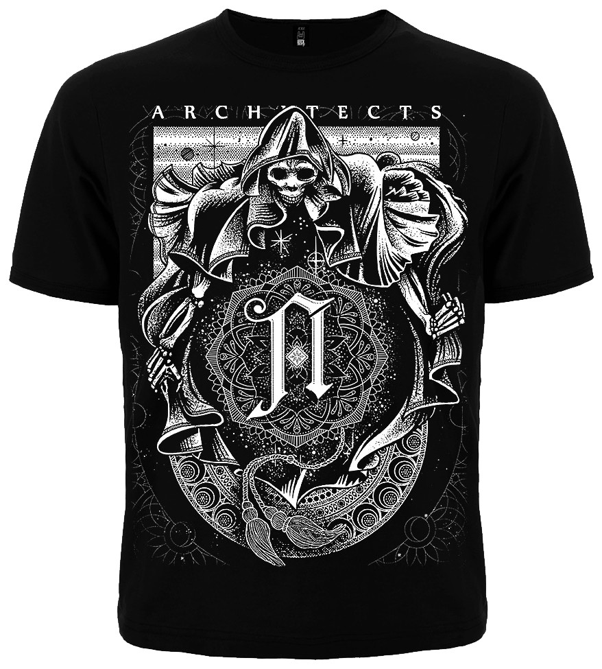Оригинальные рок футболки