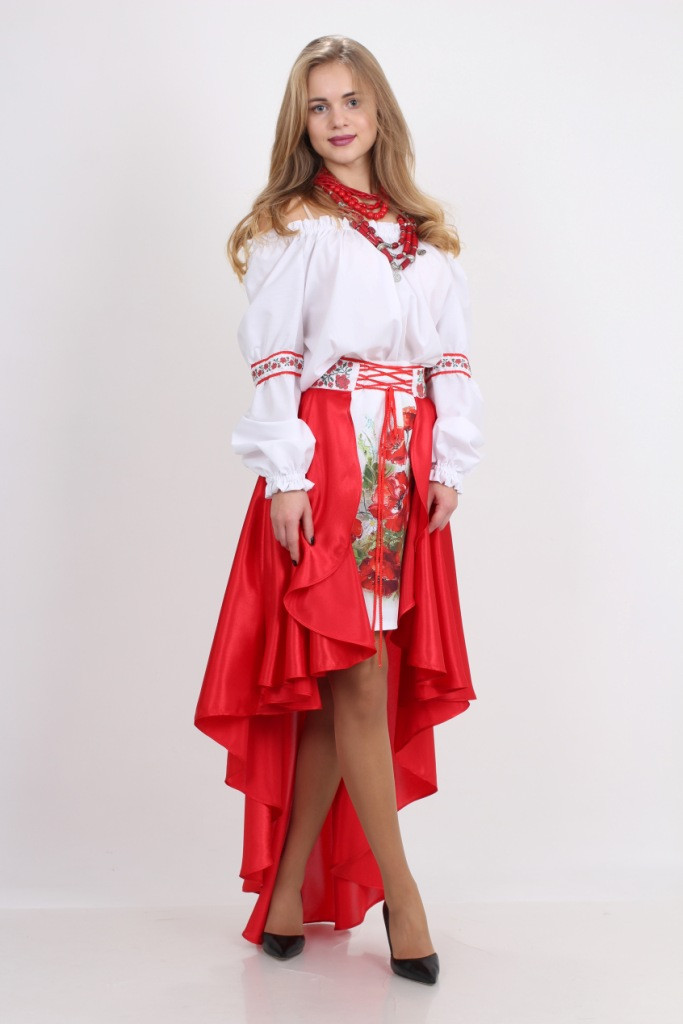 Традиционный украинский костюм