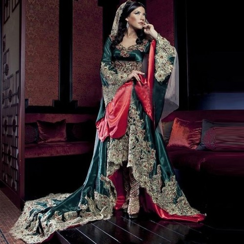 Арабские платья: правила и запреты на одежду