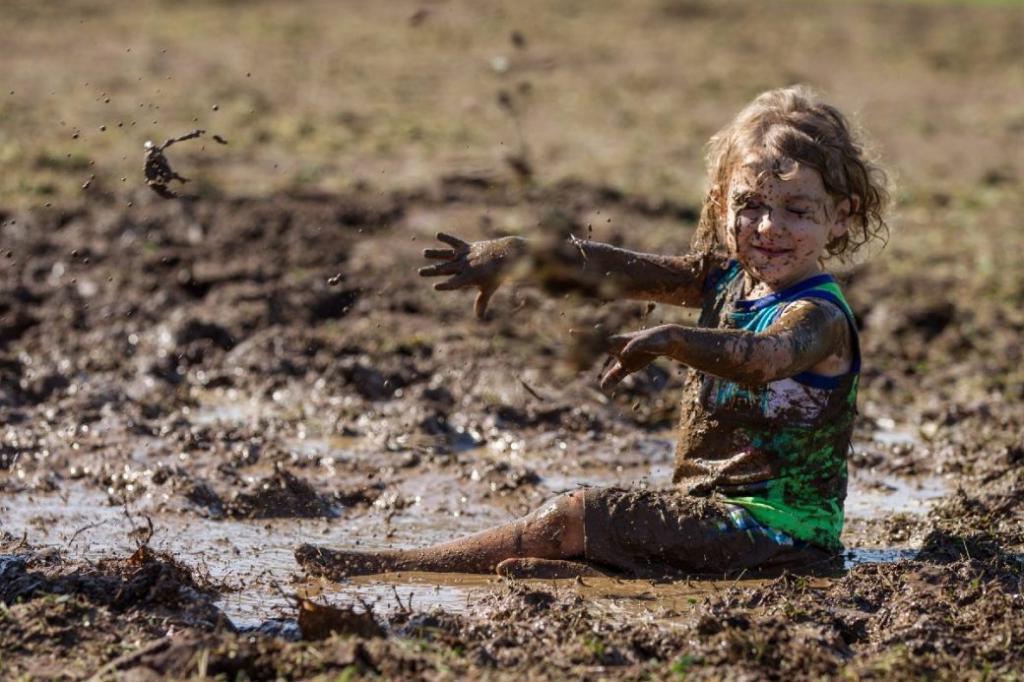 Смешные картинки дети в грязи, рулем приколы 2019