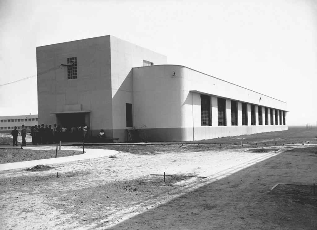 В Америке существовала экспериментальная тюрьма, где заключенным позволяли делать все, что они хотели