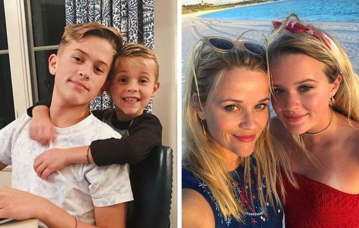 Звездные родители, которые воспитывают больше детей, чем могло показаться