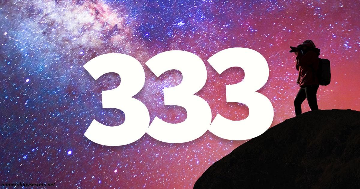 Если вам постоянно встречаются эти числа, вот что это может означать