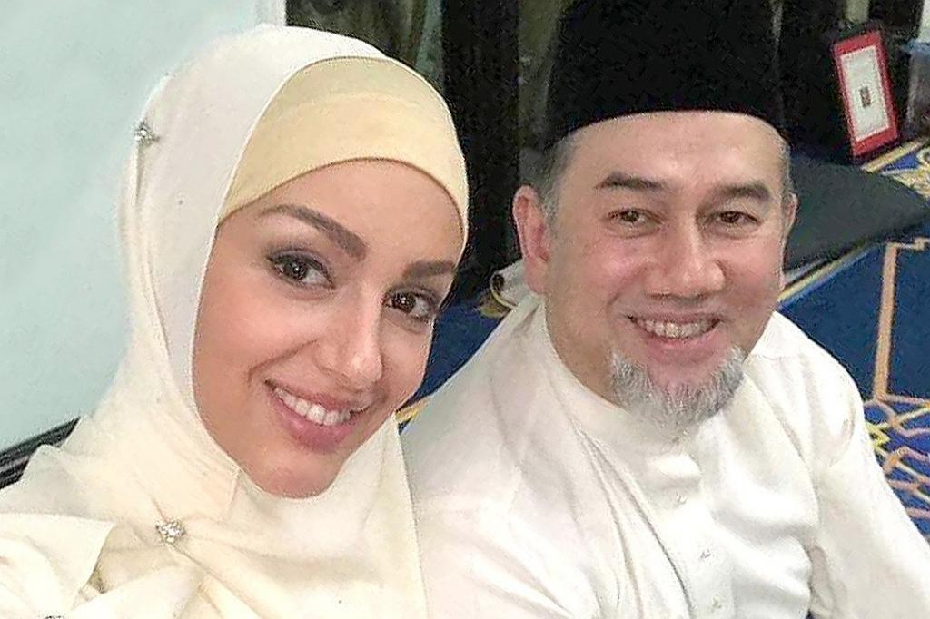 «Мисс Москва 2015» Оксана Воеводина показала сына, которого родила от бывшего короля Малайзии
