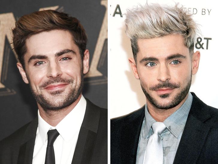 Смелые решения: 10 знаменитостей, которые не побоялись кардинально изменить свою внешность