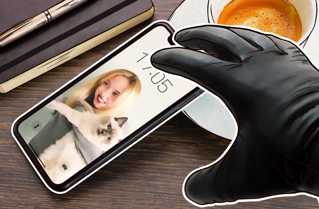 Вниманию владельцев iPhone: как защитить себя до и после кражи смартфона