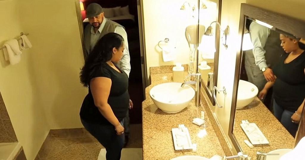 Муж прочитал в дневнике жены о ее страданиях из за веса и нашел способ подбодрить любимую