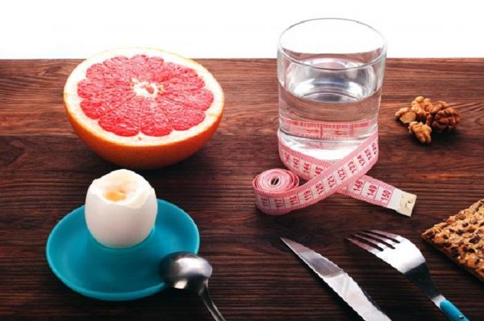 Диета на грейпфруте 3 дня