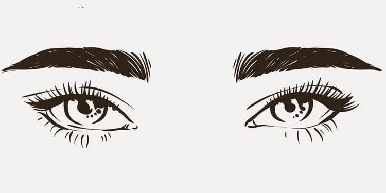 Прямые или изогнутые: как с помощью формы бровей визуально омолодить лицо