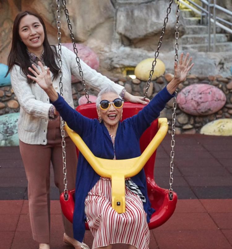 Старейшая модель Азии, 96-летняя красавица с прямой спиной, доказывает, что начать никогда не поздно