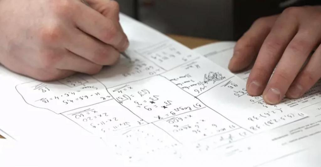 Российский школьник завалил ЕГЭ из-за гелевой ручки