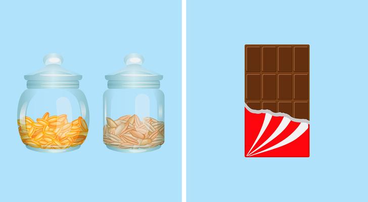 12 продуктов, которые могут оказать странное влияние на вашу психику