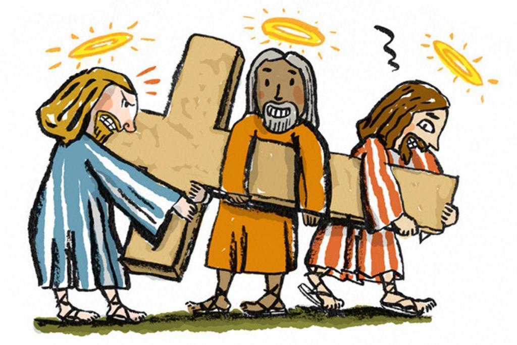 Три Христа из Ипсиланти: один из самых спорных экспериментов в истории психиатрии