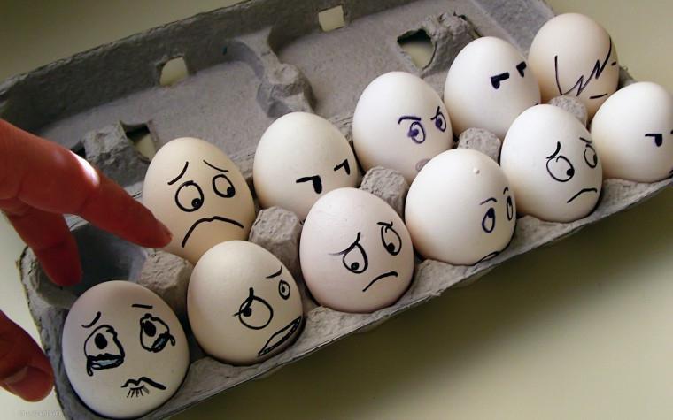 Как в действительности нужно хранить сырые и вареные яйца. Многие всю жизнь делают это неправильно
