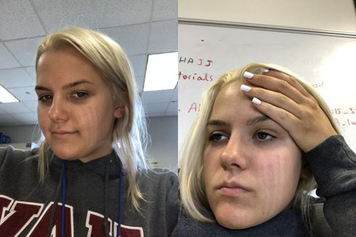 Что делают слезы с вашим автозагаром: девушка смотрела грустный фильм, не подозревая о последствиях (фото)