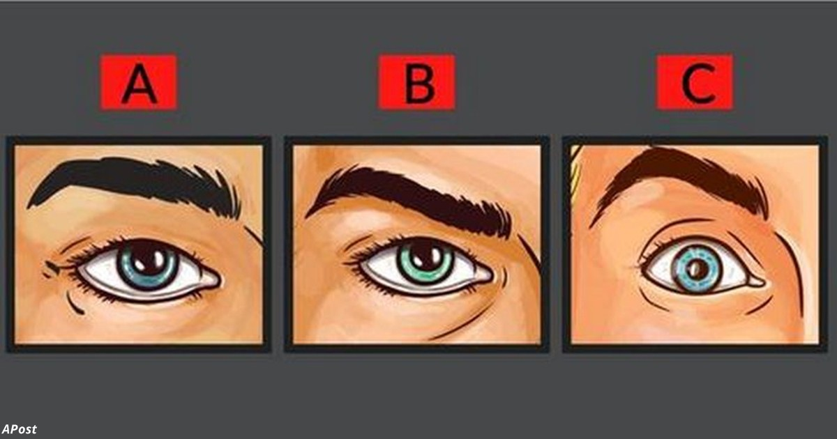 Выберите самого злого человека на картинке — и мы расскажем, какой тип личности у вас самих