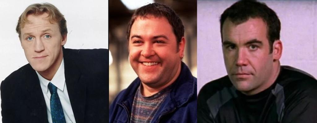 Как выглядели актеры