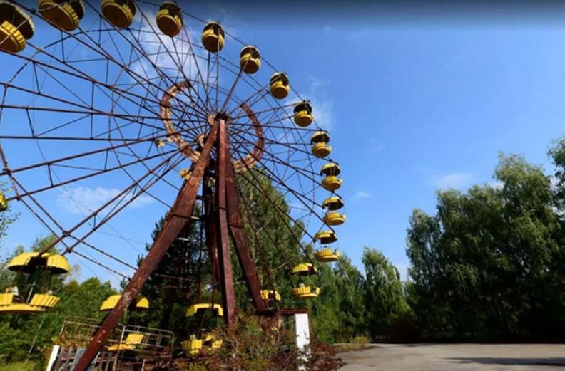 Забытые Богом: фото Чернобыля и других заброшенных мест