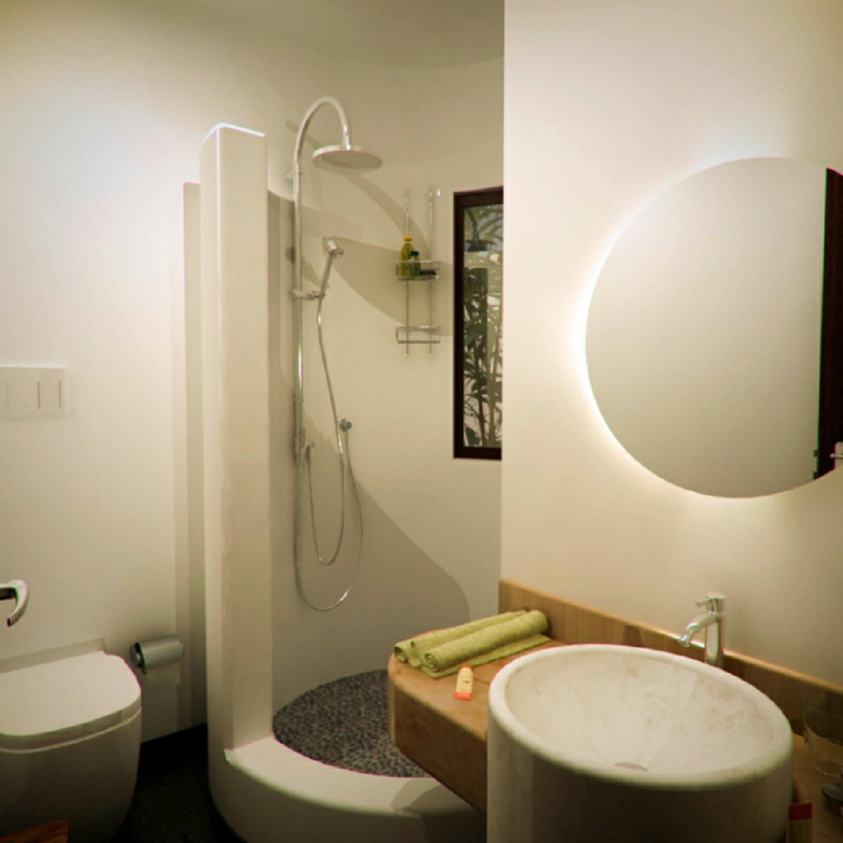 15 блестящих идей для миниатюрной ванной в старых ″советских″ квартирах