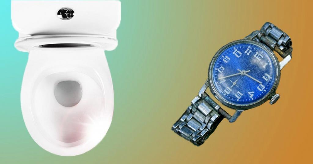 Эксперты предупреждают: ваши наручные часы могут быть в 10 раз грязнее, чем сиденье для унитаза