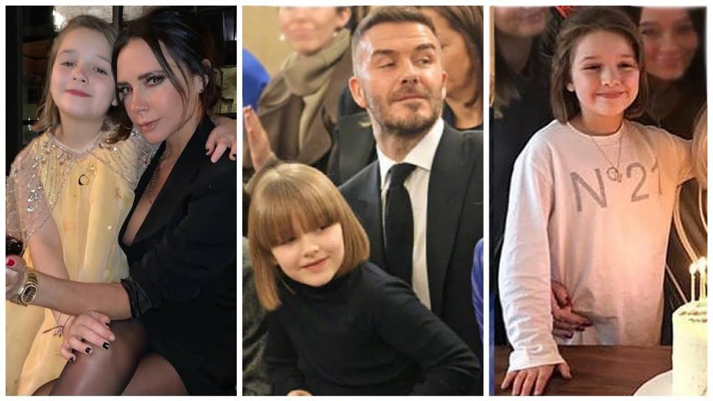 10 красивейших детей знаменитостей, от которых не оторвать взгляд