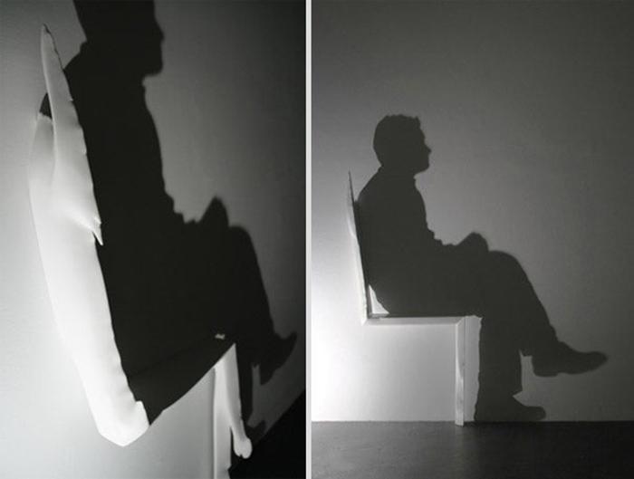Открытки с тенью