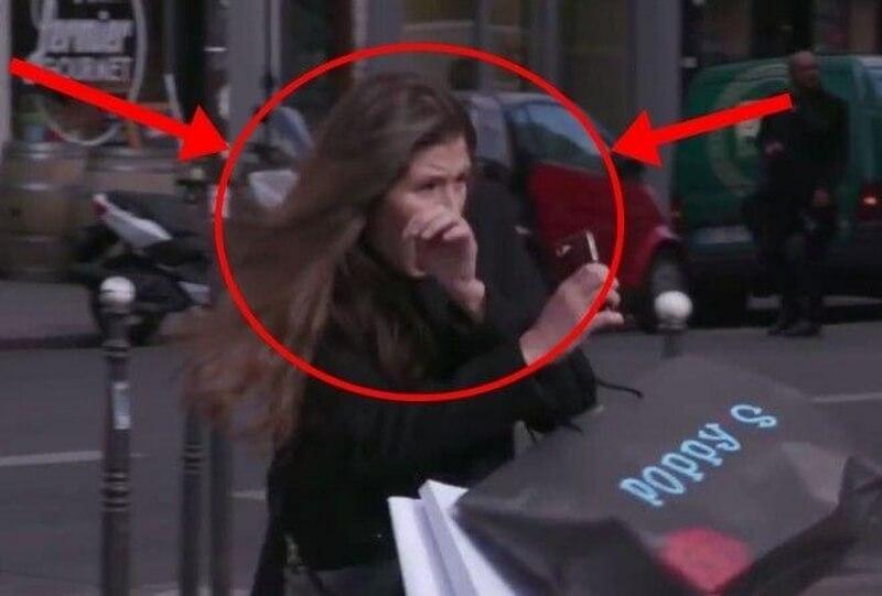 Страшно, но эффективно: как французы отучают пешеходов переходить дорогу на красный свет (видео)