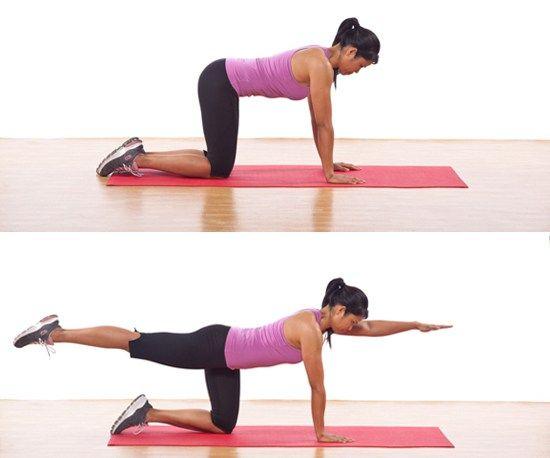 Если тратить на эти 5 упражнений по 10 минут в день — уже через месяц у вас будет новое тело!