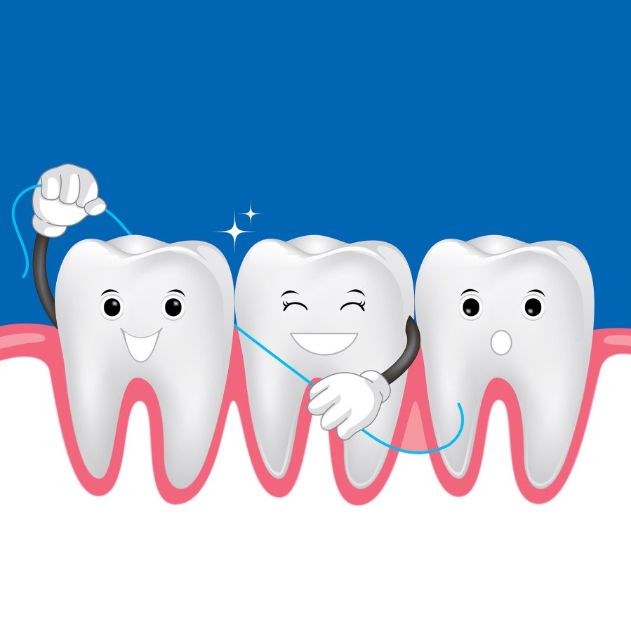 Не только зубная щетка. Почему стоматологи рекомендуют пользоваться зубной нитью