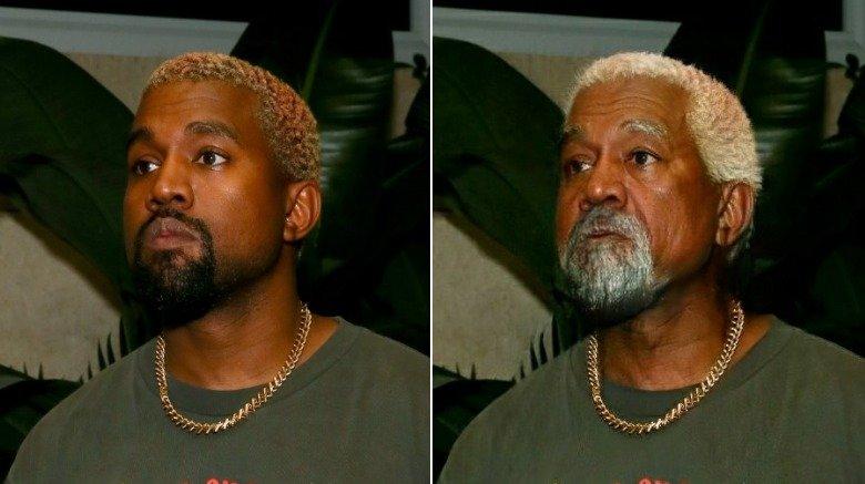 А эти старички еще ничего: как будут выглядеть Кардашяны через 40 лет