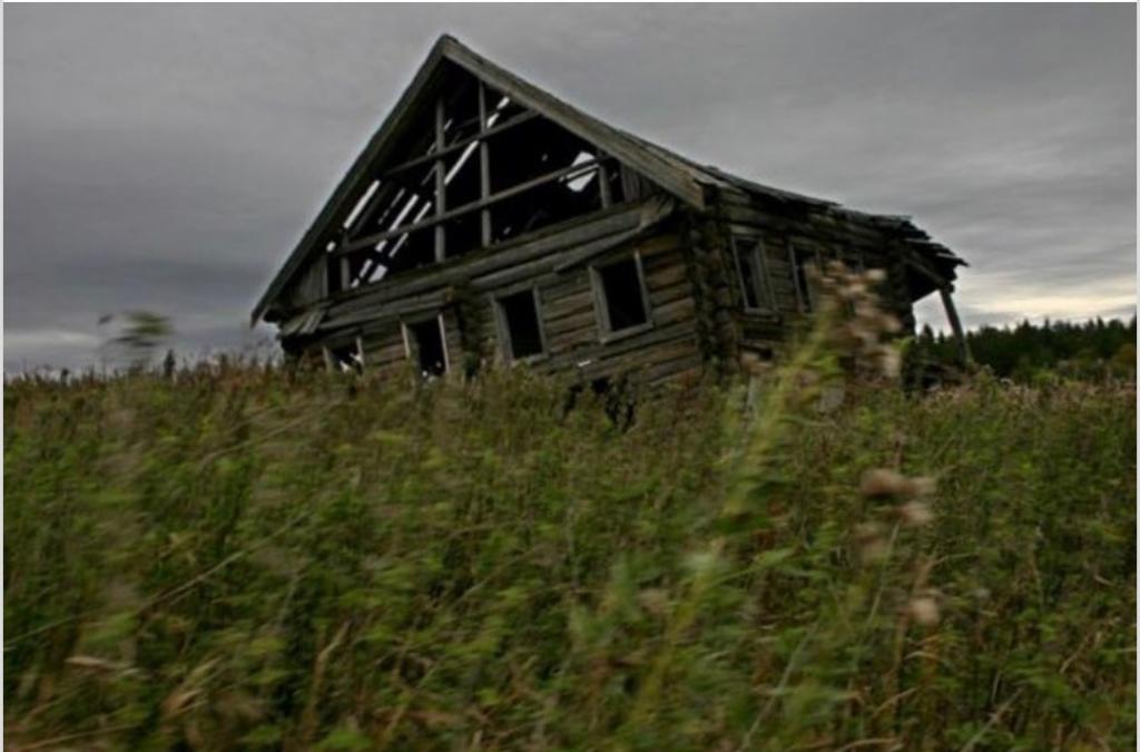 Город Плюкли в Великобритании, заброшенная деревня Растесса в России и другие мистические места на планете, окруженные тайнами и загадками