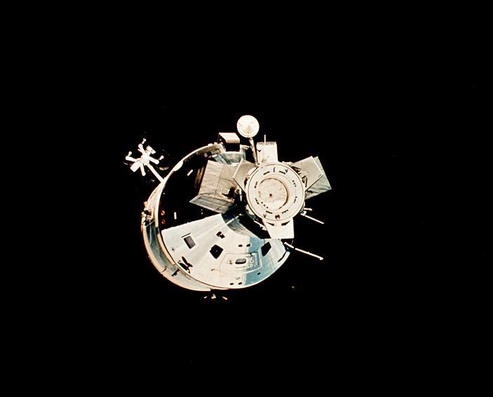 15 июля 1975 года американские и советские космонавты встретились на орбите: что мы знаем об этом событии