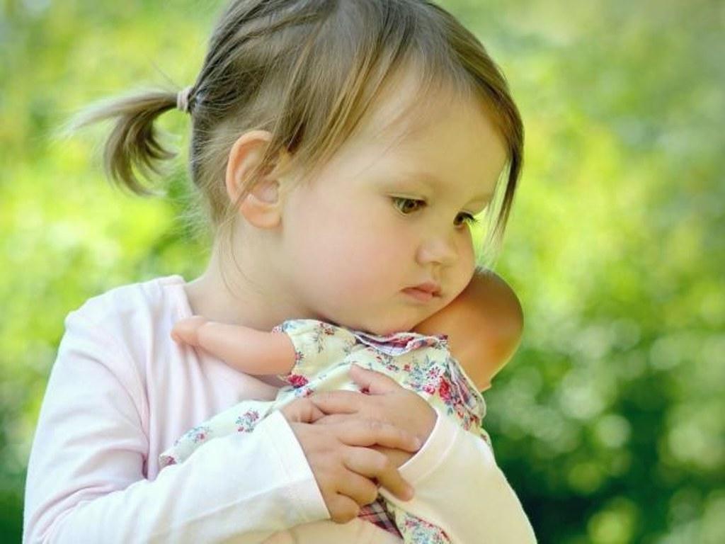 Как воспитать счастливого ребенка: правило
