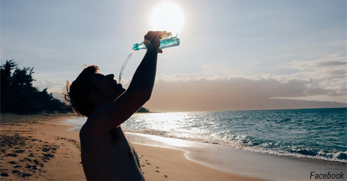 Почему ледяная вода может быть опасной во время жары